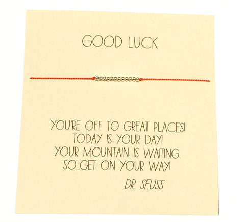 "Mai-Lin - ""Good luck"""