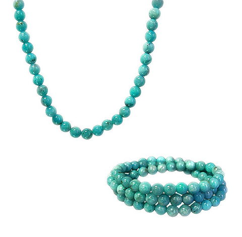 Amazonite Necklace/Bracelet