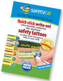 Safety Tats - Variety Collection