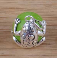 Harmony Ball - Green Frog