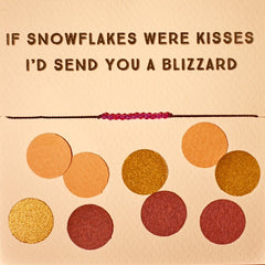 "Mai-Lin - ""If Snowflakes were kisses I'd send you a blizzard"""