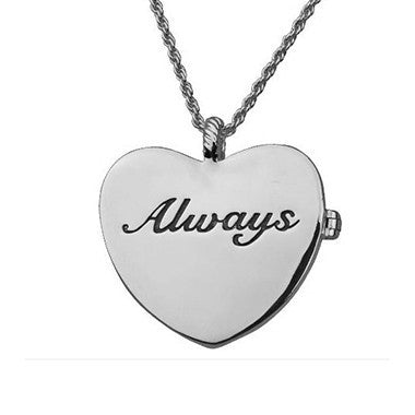 ALWAYS Heart Locket