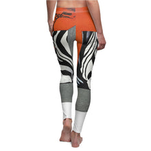 Load image into Gallery viewer, Women's Cut & Sew Casual Leggings