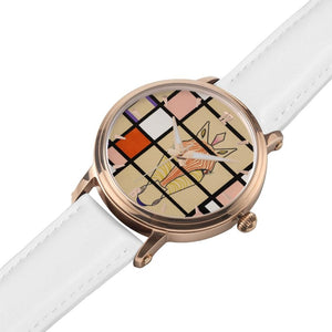 Mondrian Zebra Watch