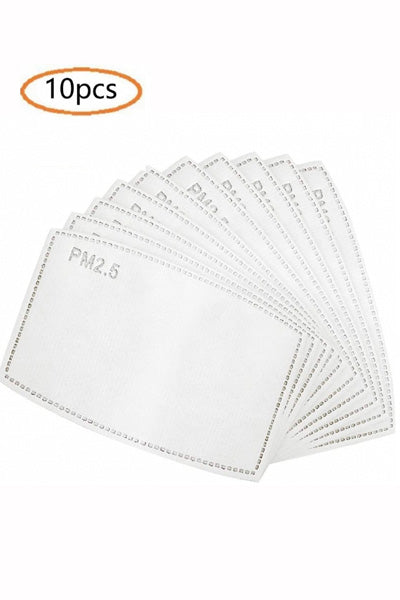 Filters - 10pcs/bag PM2.5