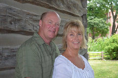 "Rod & Kim"" ""Owners of Wild Sky Seasonings"