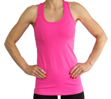 Women's Performance Pink Racerbacks