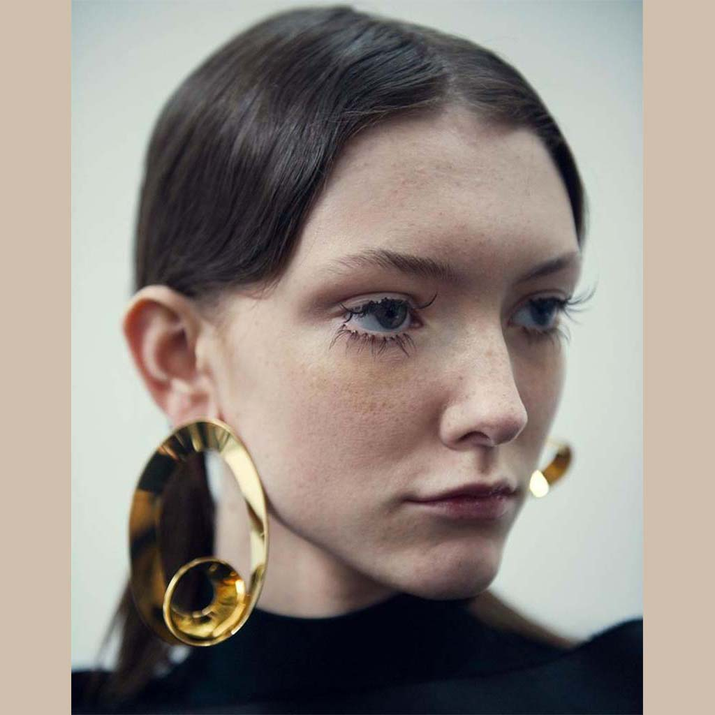 Marni Earrings S/S 2016