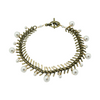 fishbone chain bracelet