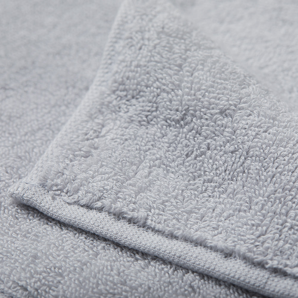 Organic Cotton Wide Bath Towel