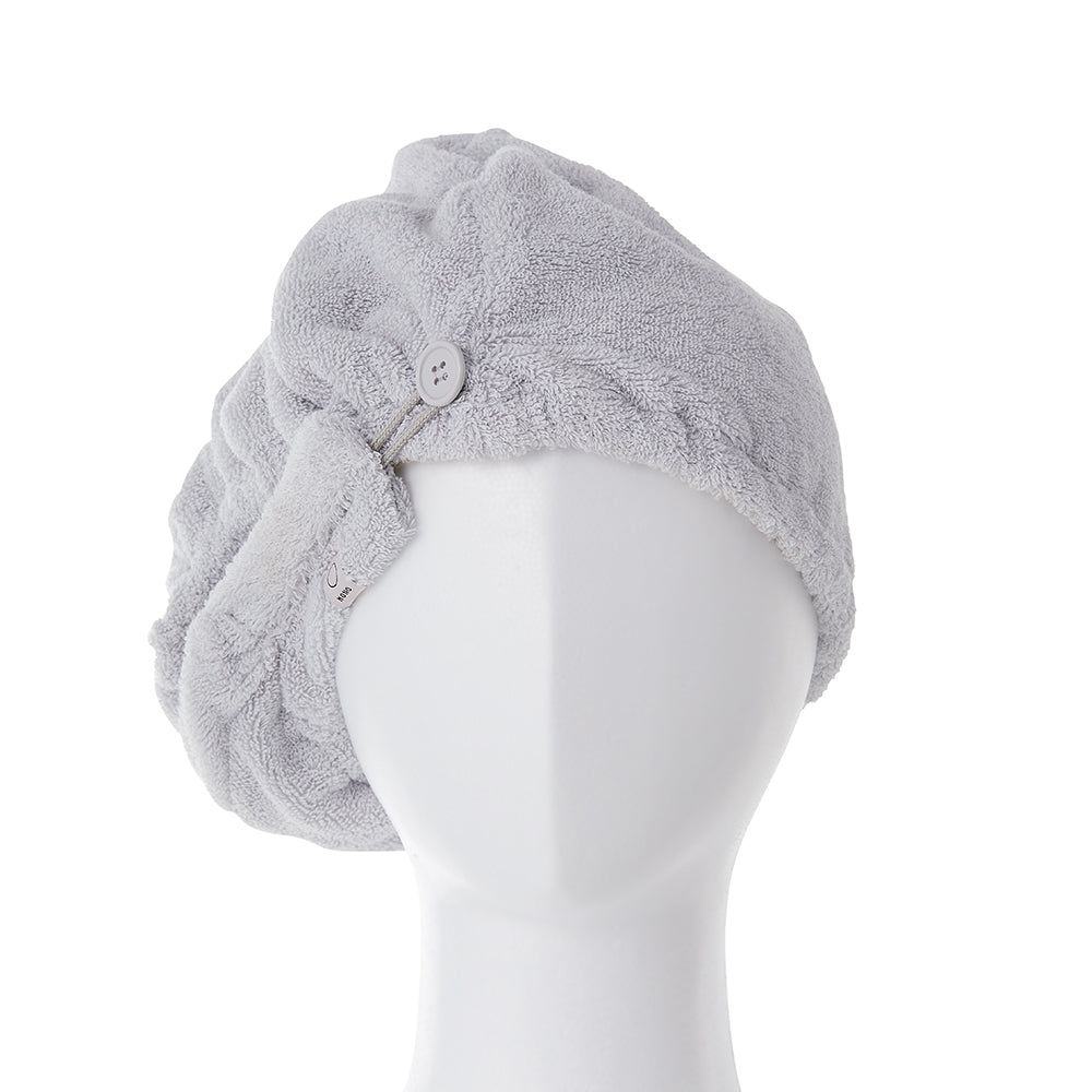 Organic Cotton Hair Cap