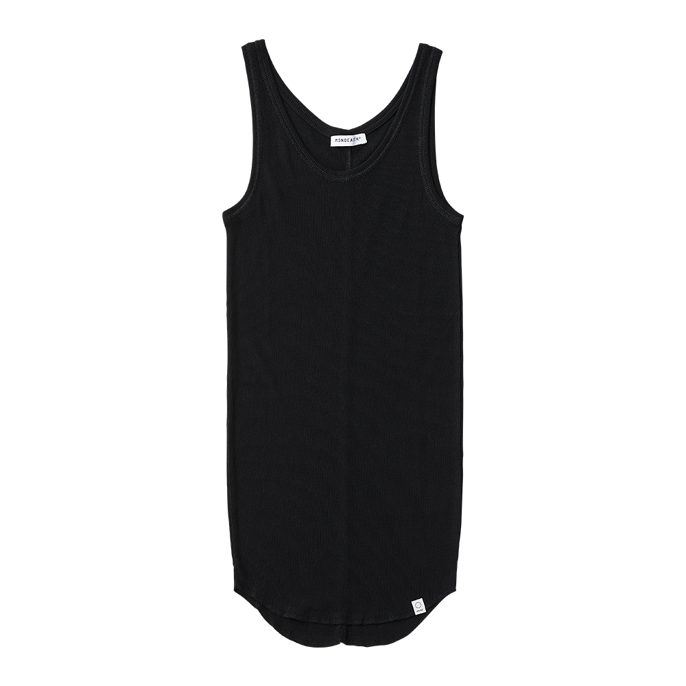Cotton modal rib tank top