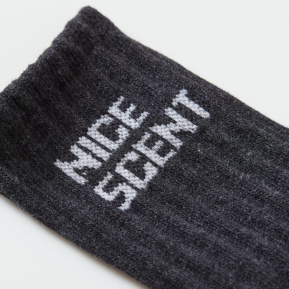 Pile Message Socks NICE SCENT