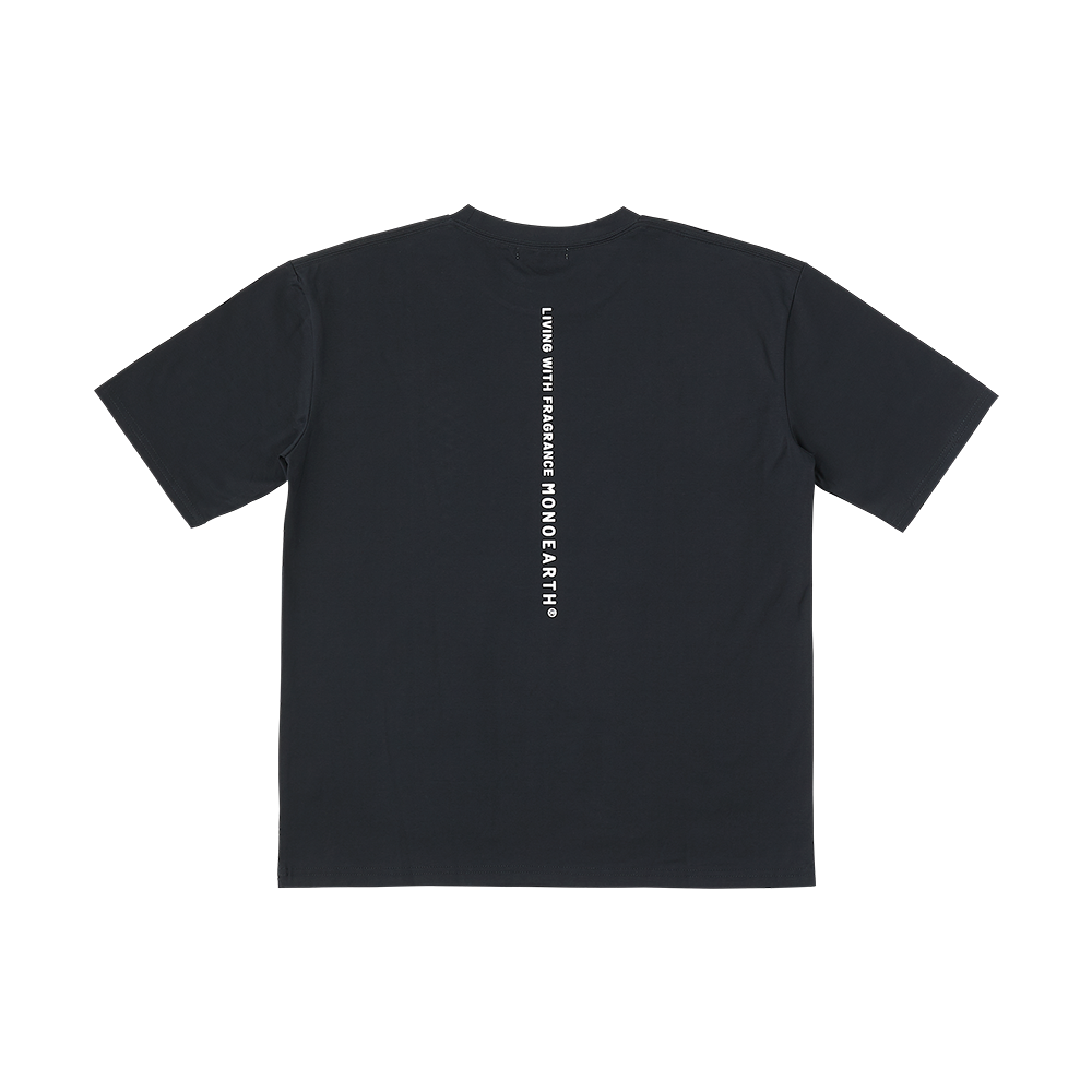 Ultima message tee LIVING WITH FRAGRANCE MONOEARTH®︎