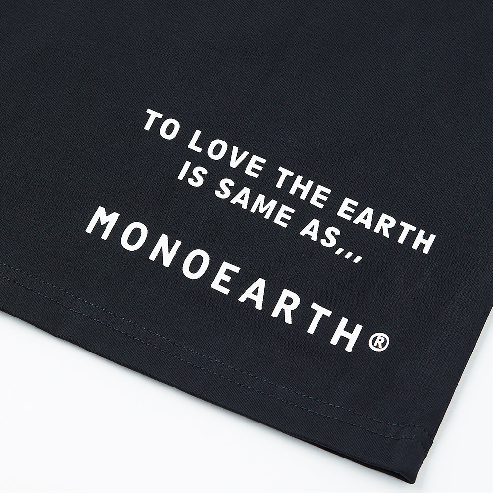 Ultima message tee TO LOVE THE EARTH IS SAME AS,,, MONOEARTH®︎