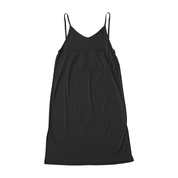 Silk 100 jersey slip dress