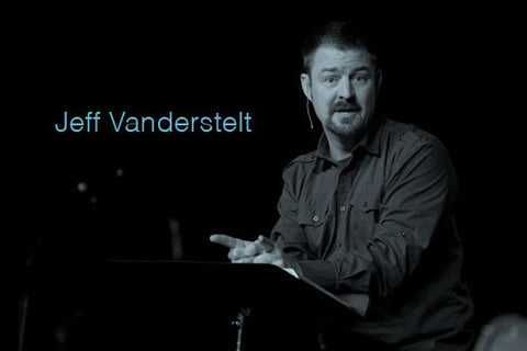 Jeff Vanderstelt: Incarnational Mission = Stay Among and Die