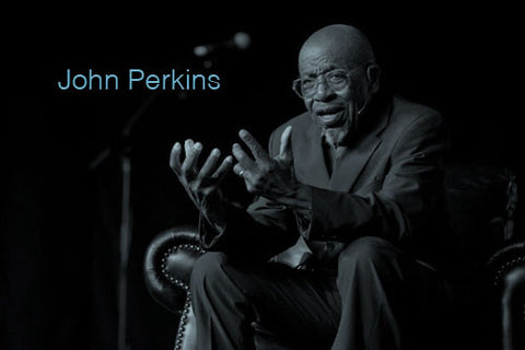Dr. John Perkins: Seek the Shalom of The City