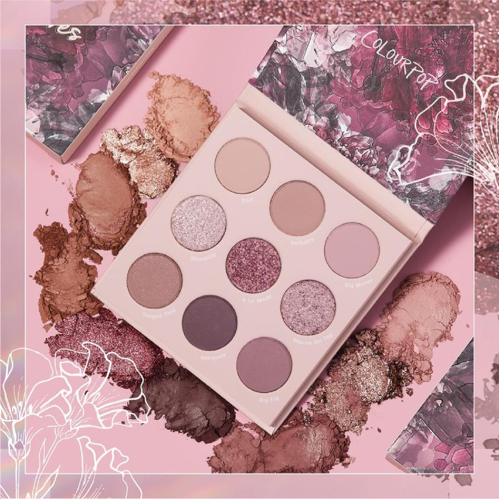 Colourpop Making Mauves