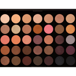Morphe 35W Warm It Up Artistry Palette