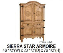 Load image into Gallery viewer, Sierra Armoire