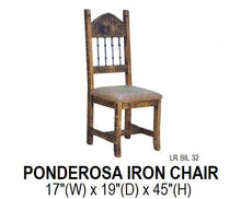 Load image into Gallery viewer, Ponderosa Round Dining Set