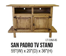 Load image into Gallery viewer, San Padro TV Stand