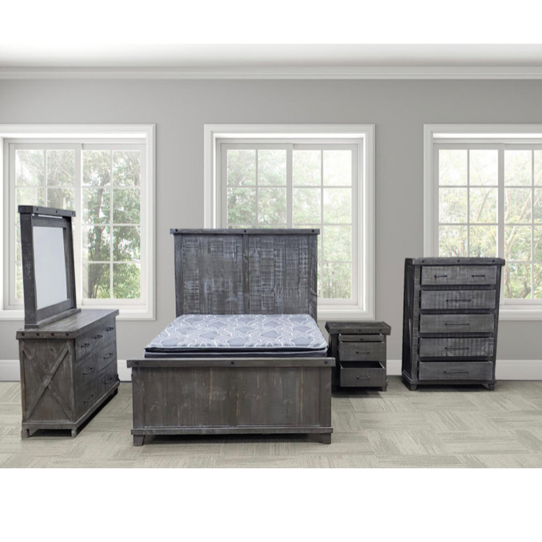 Ashland Bedroom Complete 5 PC Set
