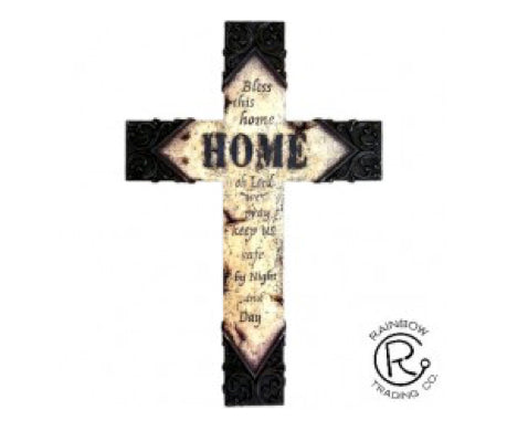 Bless This Home Cross