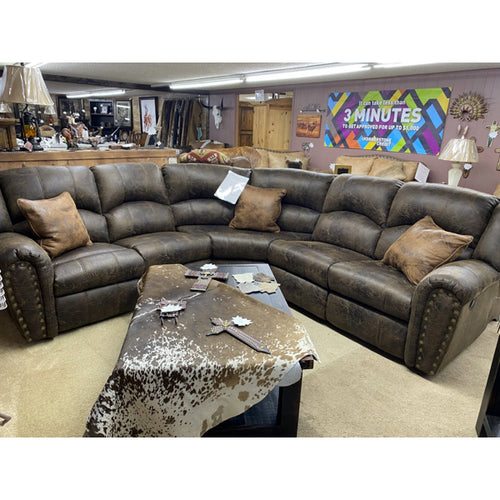 Buckshot Sectional