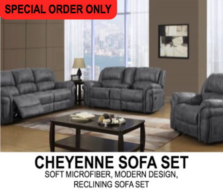 Cheyenne Sofa Set