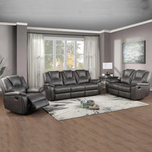 Load image into Gallery viewer, Charcoal Sofa & Loveseat