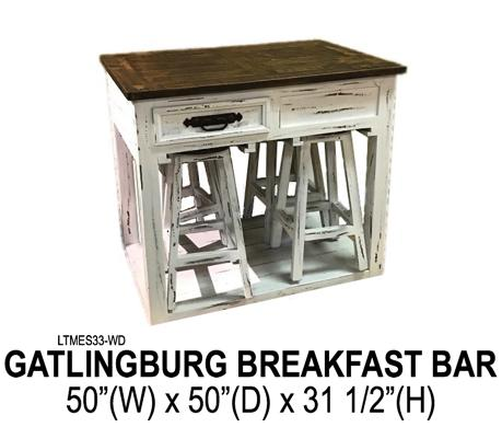 Gatlinburg Breakfast Bar