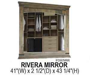 Rivera Mirror