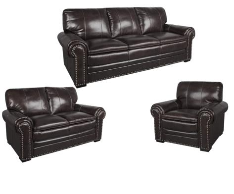 Laredo Sofa and Loveseat Set