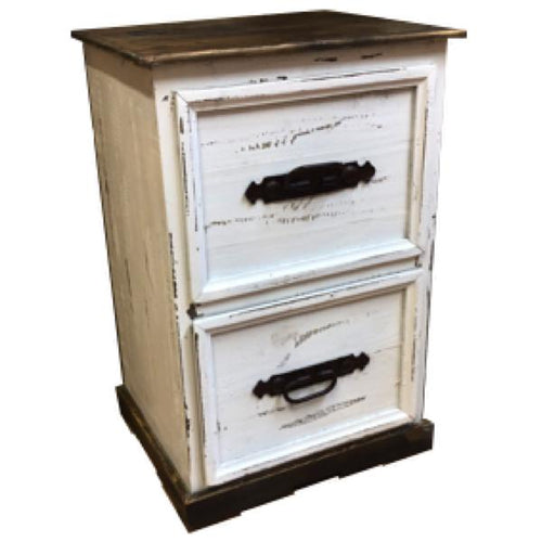 Gatlinburg 2 Drawer Filing Cabinet