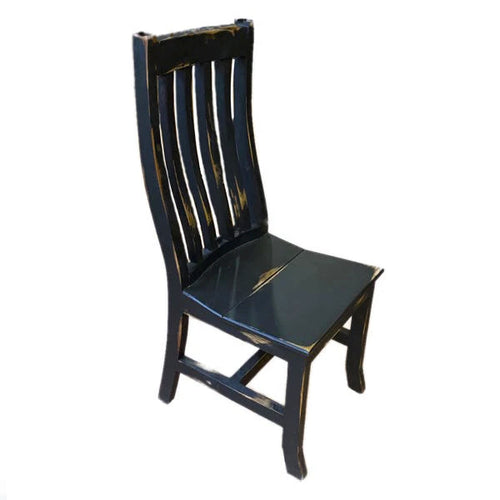 Antique Black Santa Rita Chair
