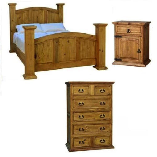 Mansion Bedroom 3 PC Doorbuster