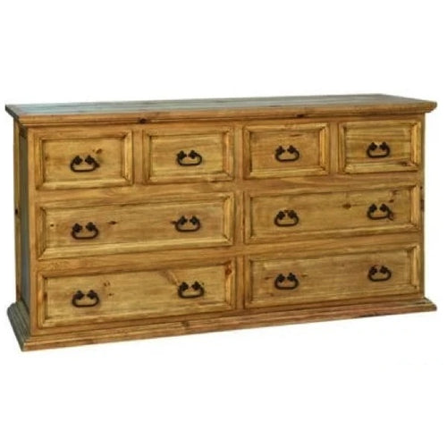 Medium 8 Drawer Dresser
