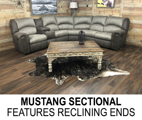 Mustang Sectional
