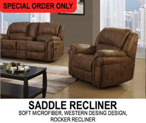 Saddle Recliner