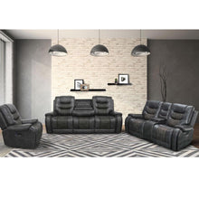 Load image into Gallery viewer, Stallion Power Recline Sofa Set
