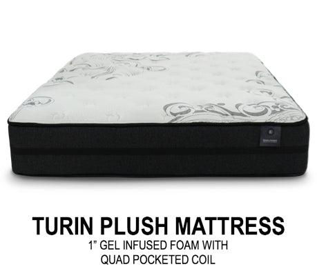 Turin Plush Mattress