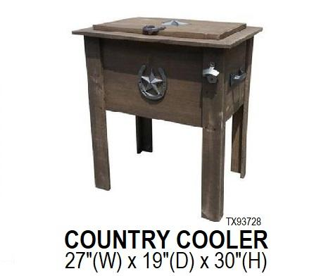Country Coolers