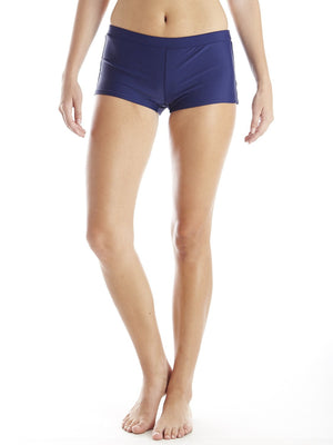 boyshorts in nile blue