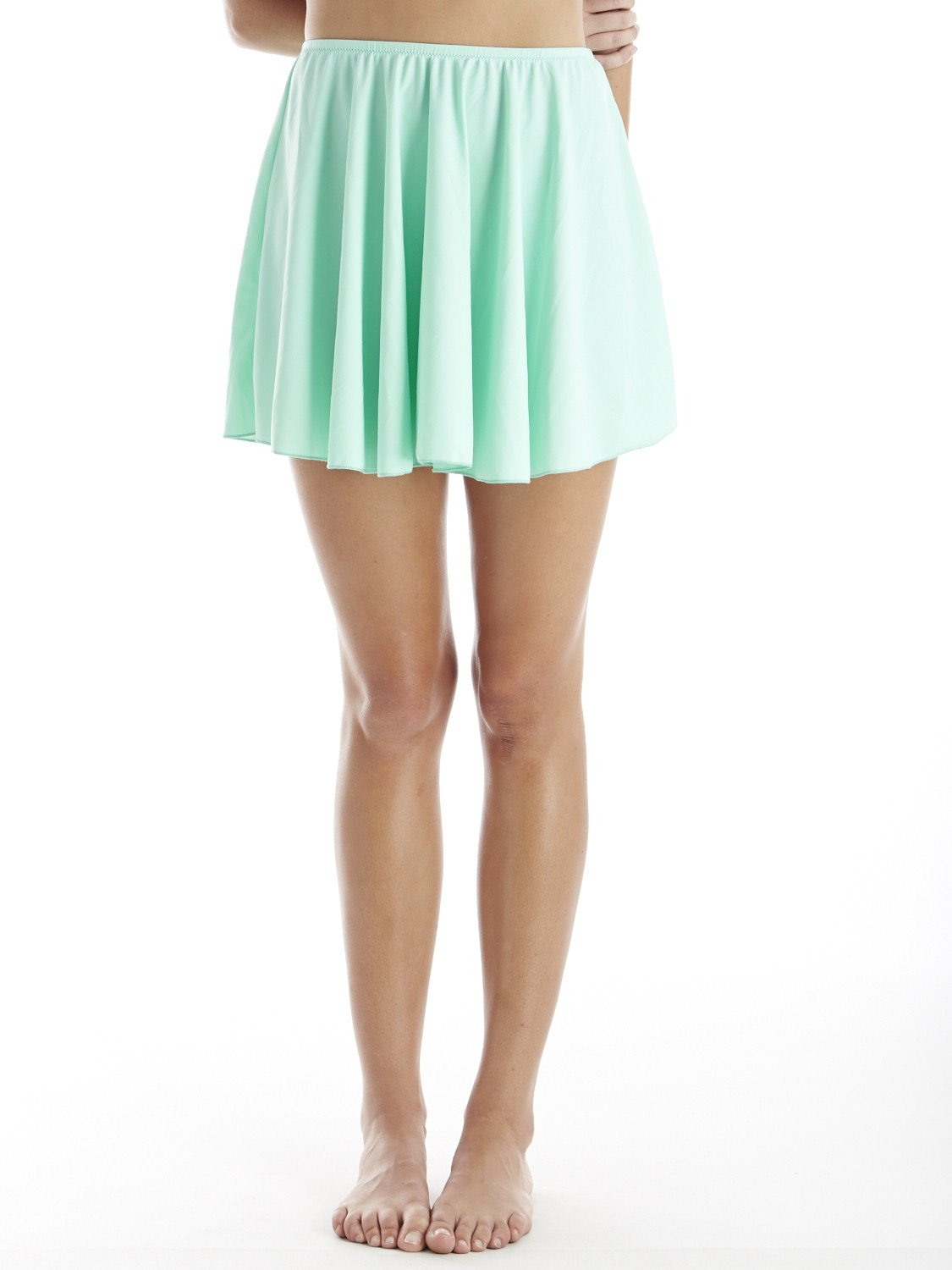 skirt in mint