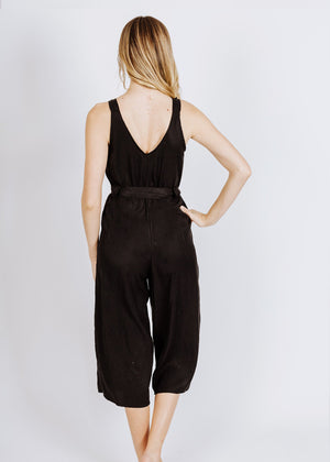 jumpsuit in ebony