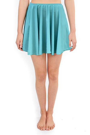 skirt in seafoam