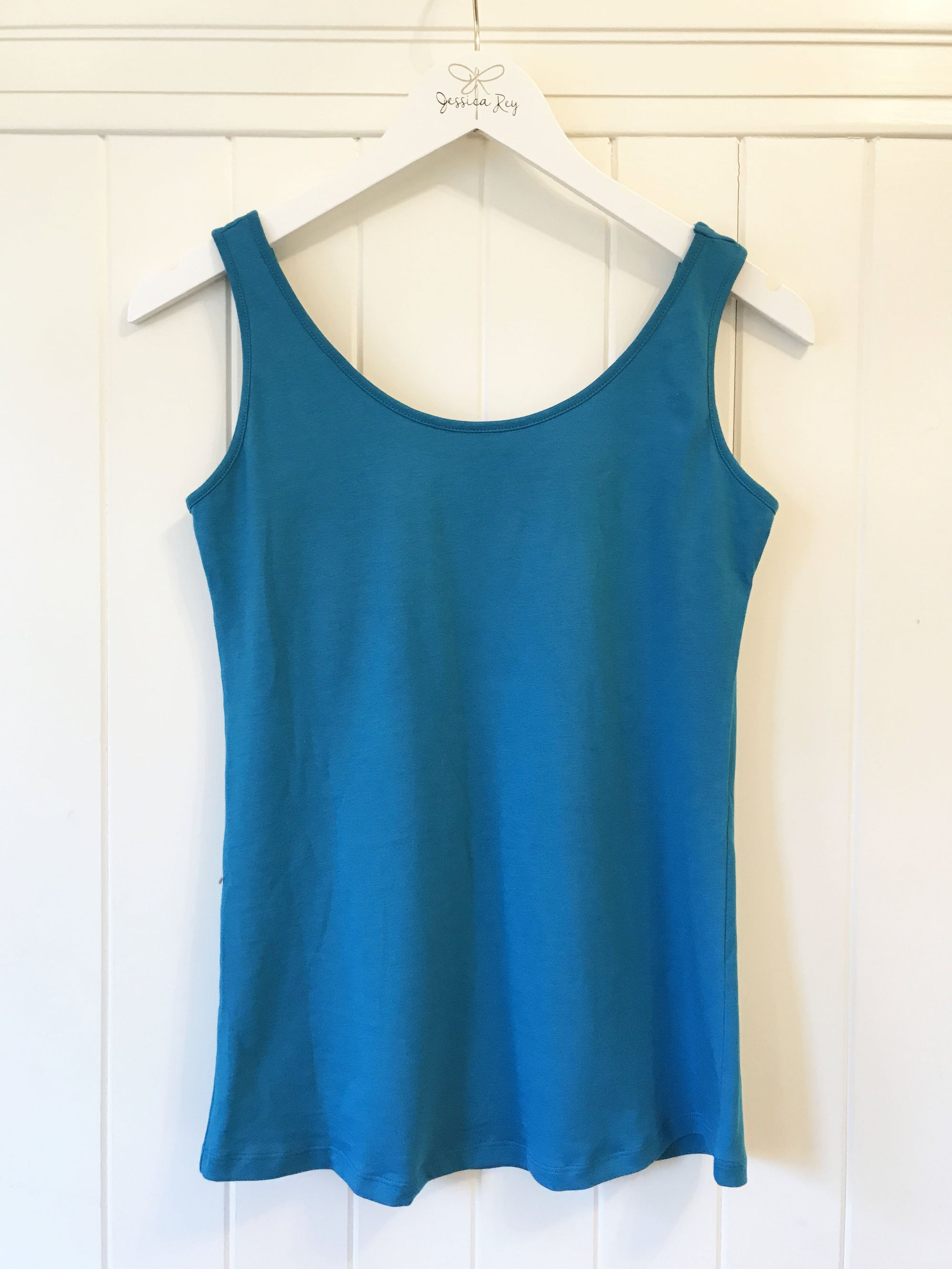 the sorrento tank in monaco blue