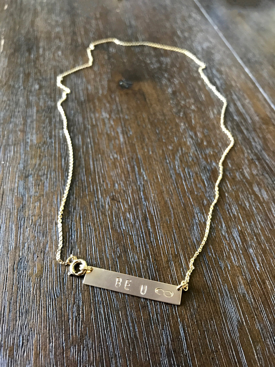 Beauty Bar Necklace